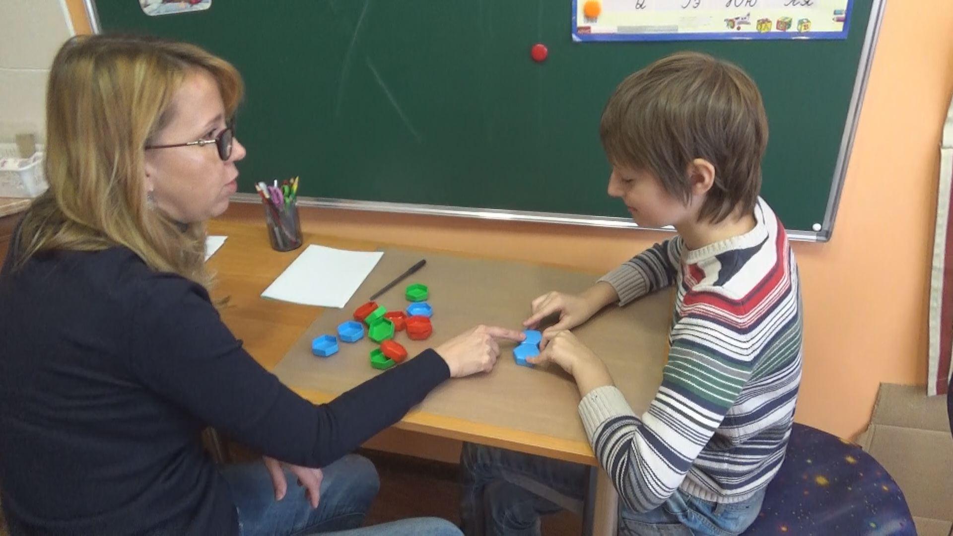 Работа логопеда с детьми в школе